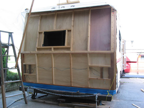 Popular RVNet Open Roads Forum Truck Campers Another Rebuild On A Filon