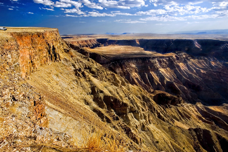fish river canyon by © Mikle15  -  Dreamstime.com