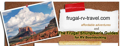 cheap rv camping locations