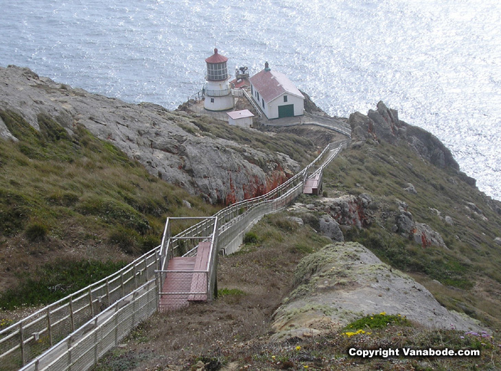 Point Reyes Lighthouse picture