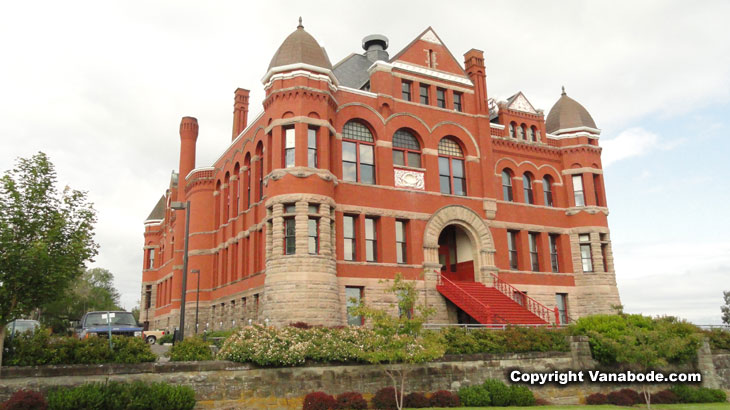 port townsend county courthouse picture