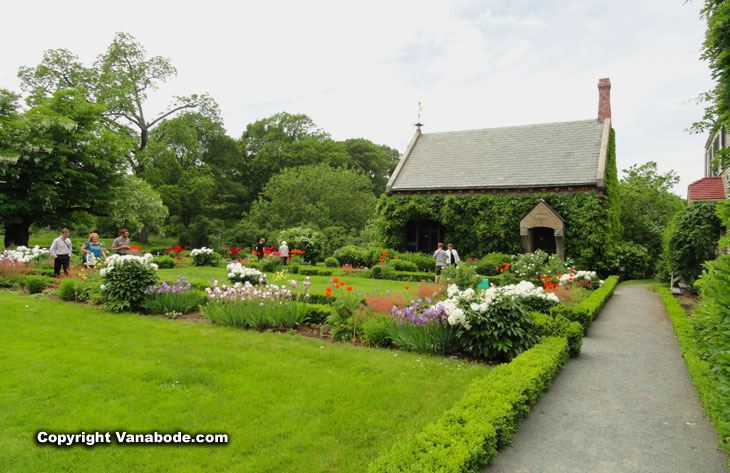 national historial park in quincy near boston massachusetss
