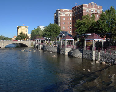 reno nevada truckee river picture