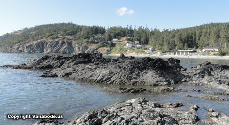 rosario beach deception pass state park washington picture