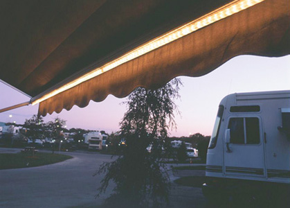 Rv Awning Lights Picture