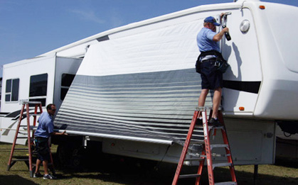 Rv Awning Repair Or Replacement