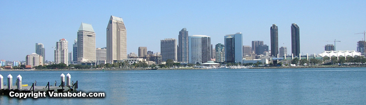 downtown san diego picture