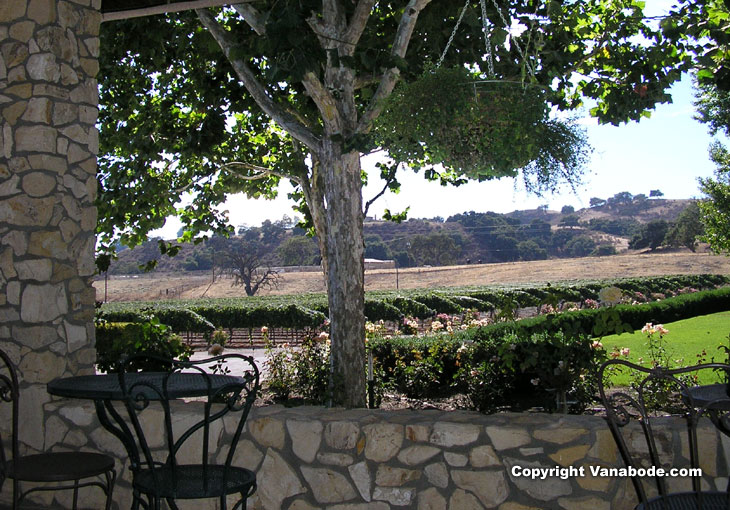 Santa Ynez Winery California picture