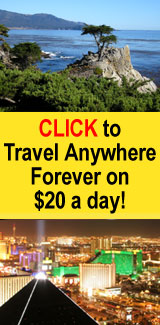 Vanabode happily camp travel and live forever anywhere you want for $20 a day