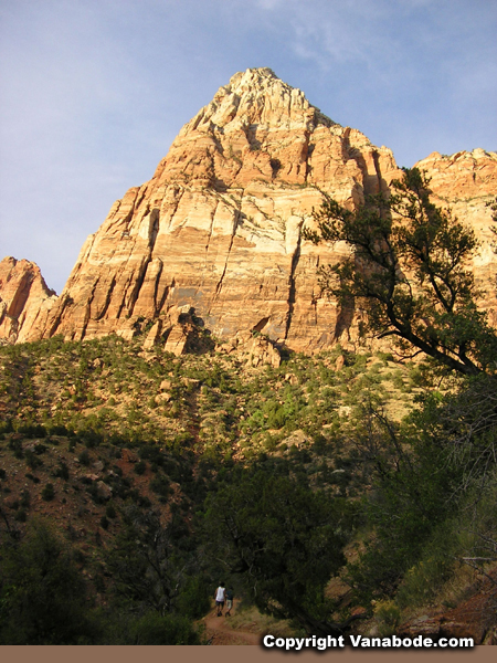 zion watchman trail picture